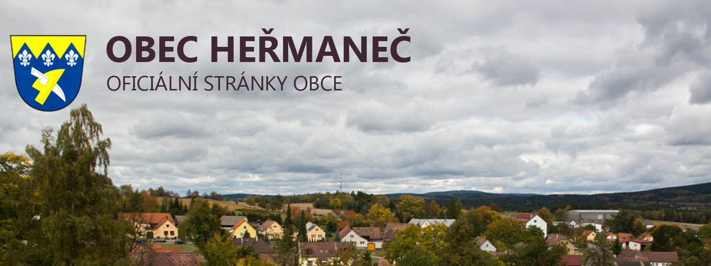OBEC HEŘMANEČ