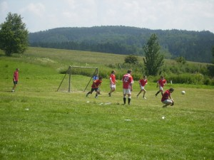 fotbal 4.7.2009