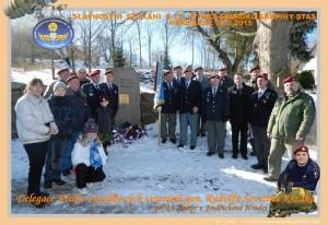 Vzpominkova karta - Hermanec  20.2.2015